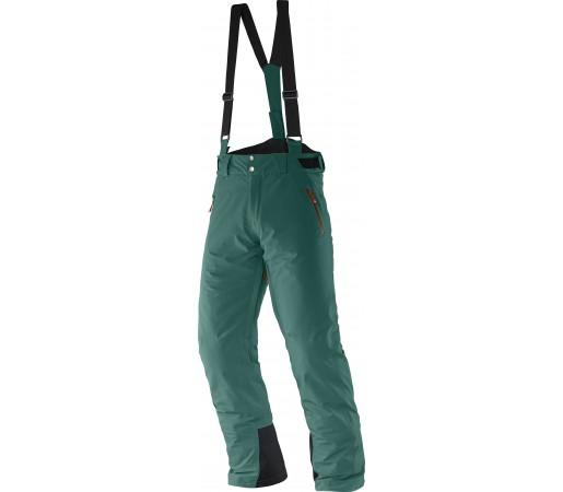 Pantaloni Ski si Snowboard Salomon Iceglory M Green