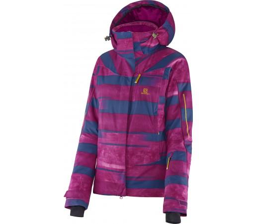 Geaca Ski si Snowboard Salomon Iceglory W Pink