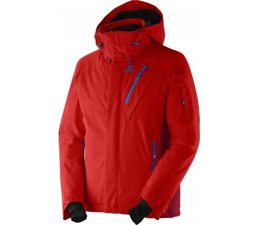 Geaca Ski si Snowboard Salomon Iceglory M Red