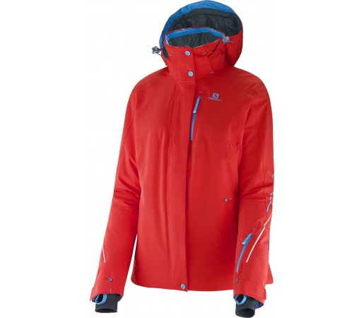 Geaca Ski si Snowboard Salomon Brillant W Red
