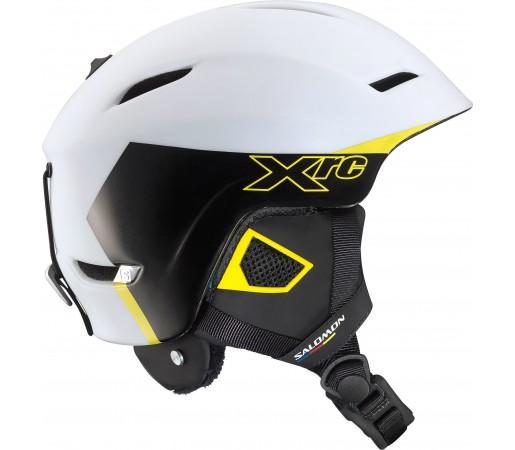 Casca Ski si Snowboard Salomon X RC Custom Air White/Black
