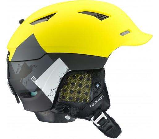 Casca Ski si Snowboard Salomon Prophet Custom Air Yellow