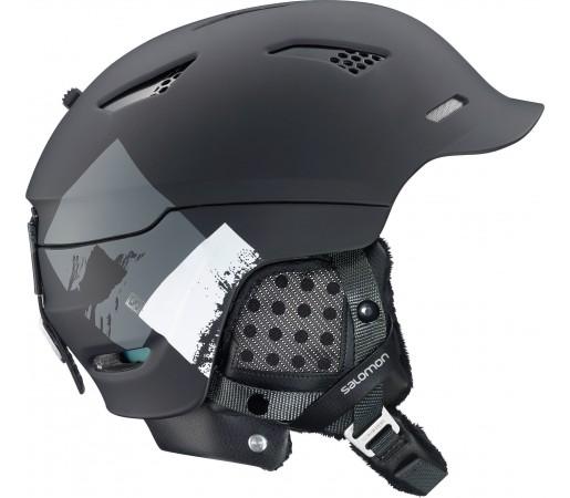 Casca Ski si Snowboard Salomon Prophet Custom Air Black
