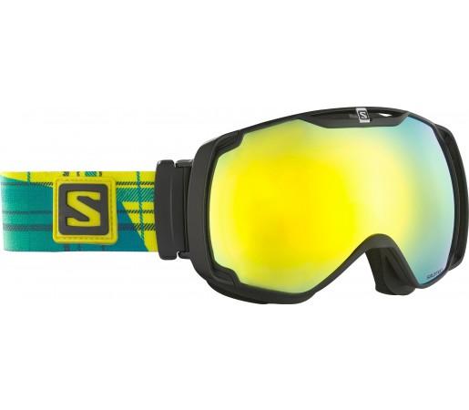 Ochelari Ski si Snowboard Salomon X-Tend Green/Yellow