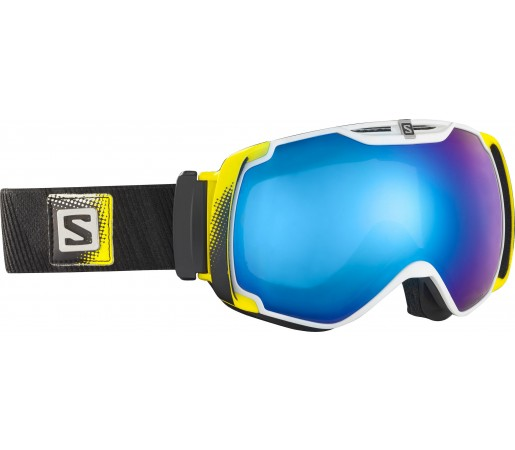 Ochelari Ski si Snowboard Salomon X-Tend Black/Yellow/Blue