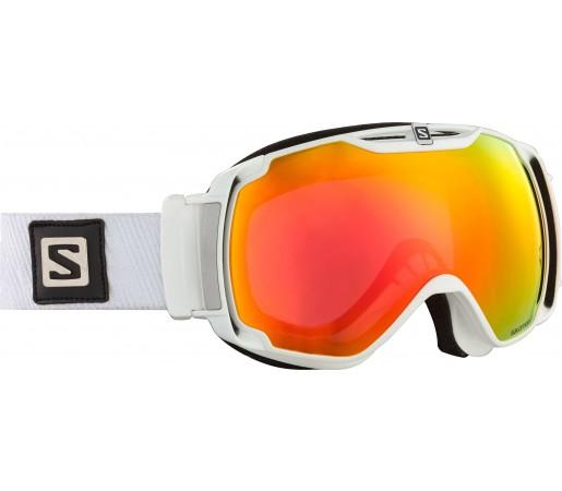 Ochelari Ski si Snowboard Salomon X-Tend White/Orange