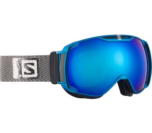 Ochelari Ski si Snowboard Salomon X-Tend Blue/Grey