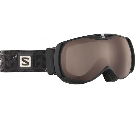 Ochelari Ski si Snowboard Salomon X-Tend Black Matte