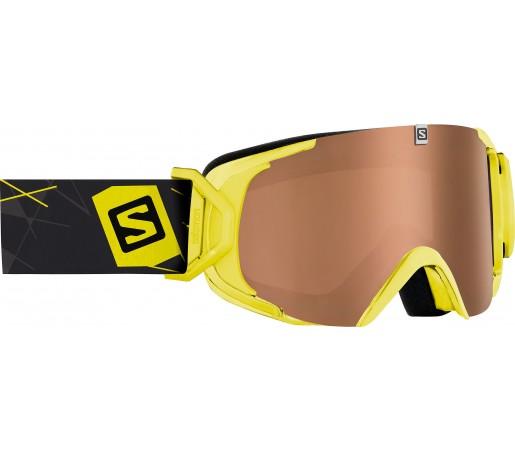 Ochelari Ski si Snowboard Salomon X-View Yellow