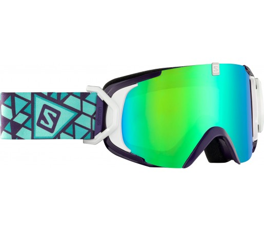 Ochelari Ski si Snowboard Salomon X-View Green
