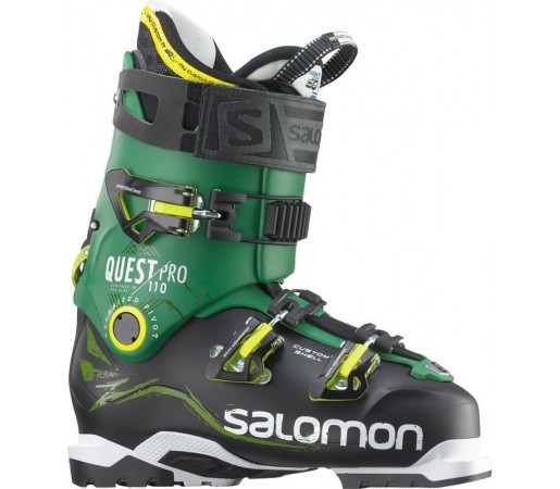 Clapari Salomon Quest Pro 110 Black- Green