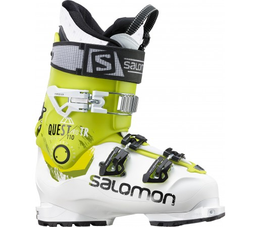 Clapari Salomon Quest Pro TR 110 White