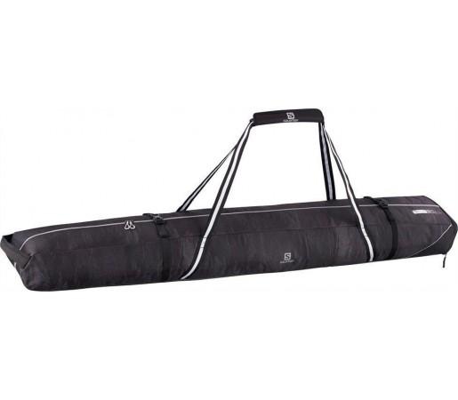 Husa Skiuri Salomon Extend 2 Pairs Ski Bag Black