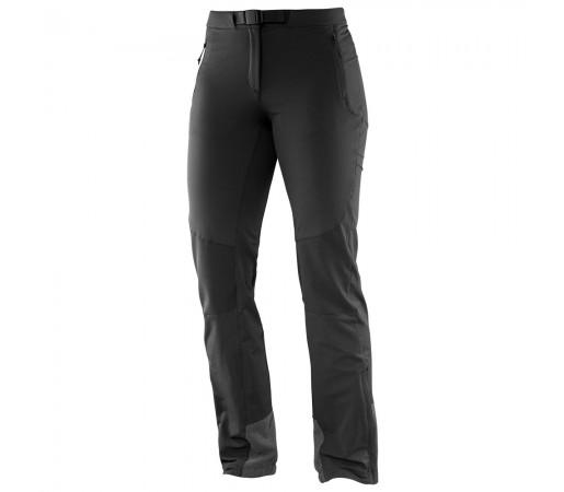 Pantaloni Salomon Wayfarer Mountain W Negri
