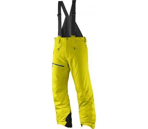 Pantaloni de Ski si Snowboard Salomon Chill Out Bib M Galbeni