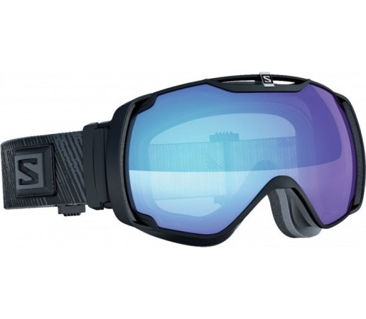 Ochelari de schi si snowboard Salomon X-Tend Photo Black