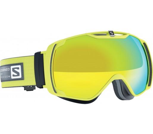 Ochelari de schi si snowboard  Salomon X-Tend Verde