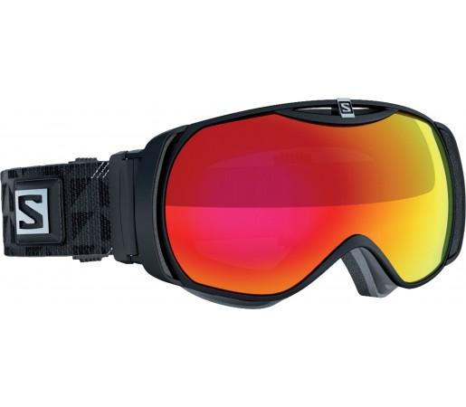 Ochelari de schi si snowboard Salomon X-Tend S Black