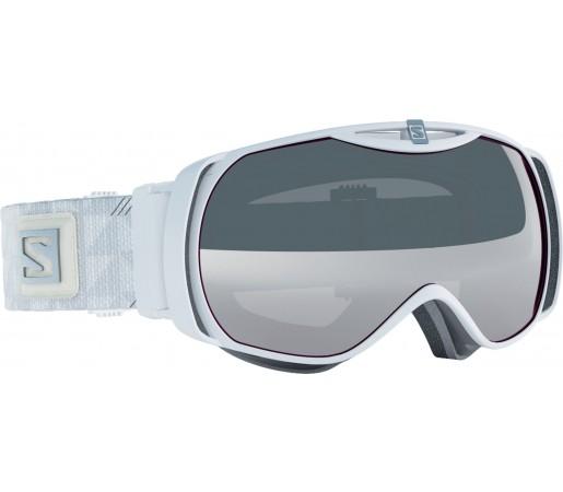 Ochelari de schi si snowboard  Salomon X-Tend S Alb