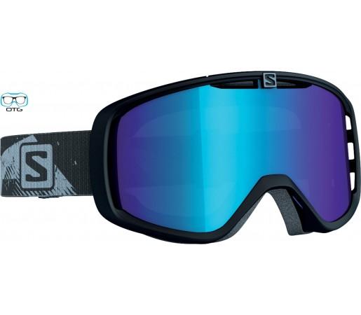 Ochelari Schi si Snowboard Salomon Aksium Negru