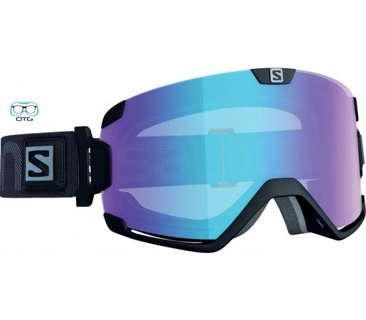 Ochelari Schi si Snowboard Salomon Cosmic AFS Photo Albastru