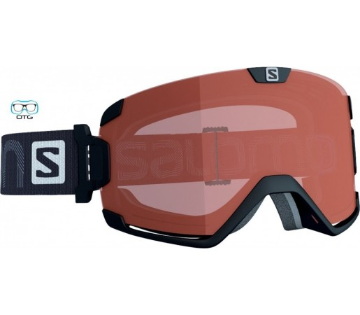 Ochelari Schi si Snowboard Salomon Cosmic AFS Access Negru