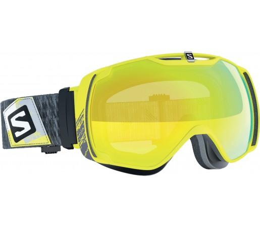 Ochelari de schi si snowboard  Salomon X-Tend Yellow