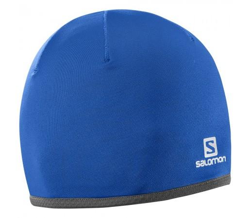 Caciula Salomon M Active Warm Albastra