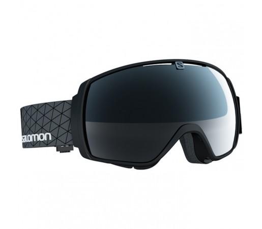 Ochelari schi si snowboard Salomon XT One Negri/Solar