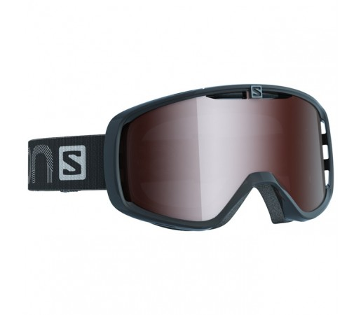 Ochelari schi si snowboard Salomon Aksium Negri