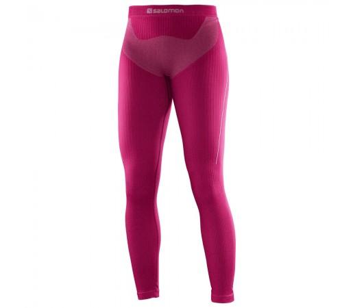 Pantaloni first layer Salomon Primo Warm W Roz