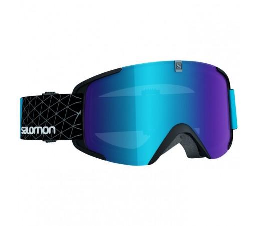 Ochelari schi si snowboard Salomon XView Negri/Albastri