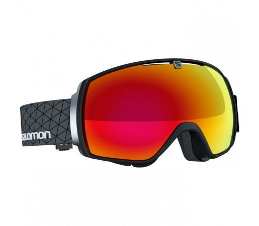 Ochelari schi si snowboard Salomon XT One Negri