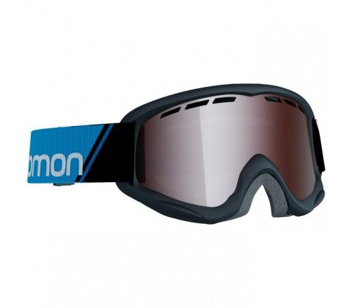 Ochelari schi si snowboard Salomon Jr. Juke Negri