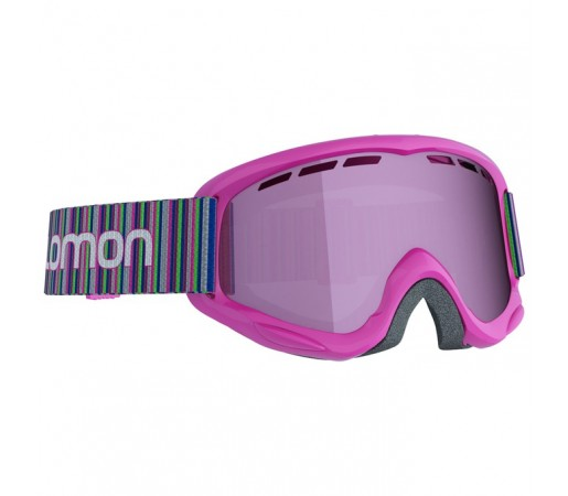 Ochelari schi si snowboard Salomon Jr. Juke Roz