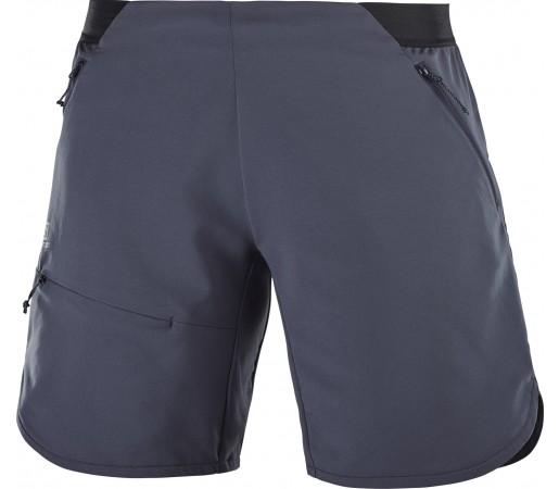 Pantaloni Scurti Hiking Salomon Outspeed W Gri Inchis