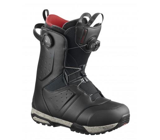 Boots Snowboard Barbati Salomon Synapse Focus Boa Negru 2019