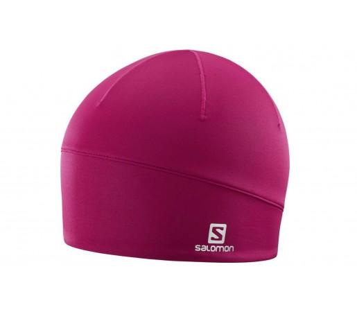 Caciula Ski Nordic Femei Salomon Active Roz