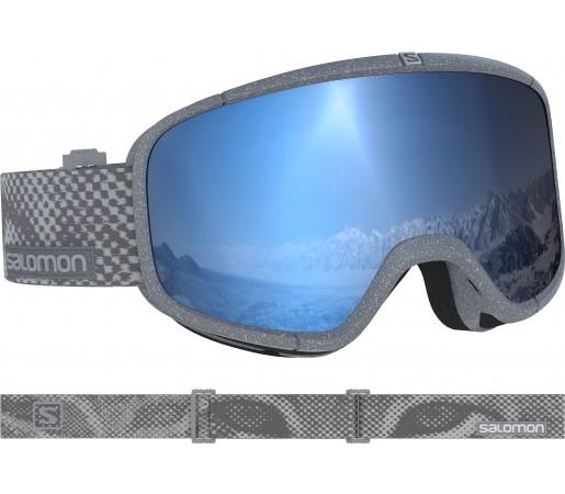 Ochelari Ski si Snowboard Salomon Four Seven Sigma Stone/Univ. Sky Gri