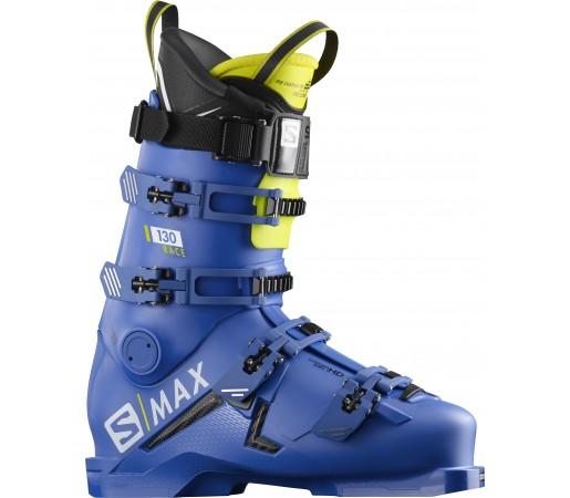 Clapari Ski Barbati Salomon S/Max 130 Race Albastru 2019
