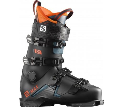 Clapari Ski Barbati Salomon S/Max 120 Negru 2019