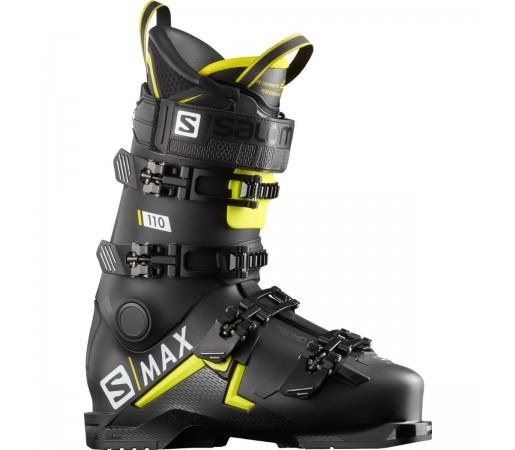 Salomon Clapari Ski S/MAX 110 Barbati Negru