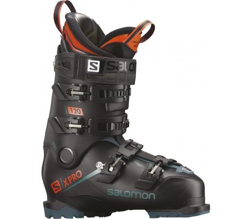 Clapari Ski Barbati Salomon X Pro 120 Negru 2019