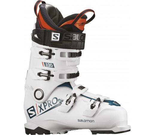 Clapari Ski Barbati Salomon X Pro 120 Alb 2019