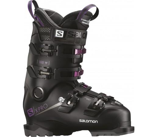 Clapari Ski Femei Salomon X Pro 100 Mov 2019