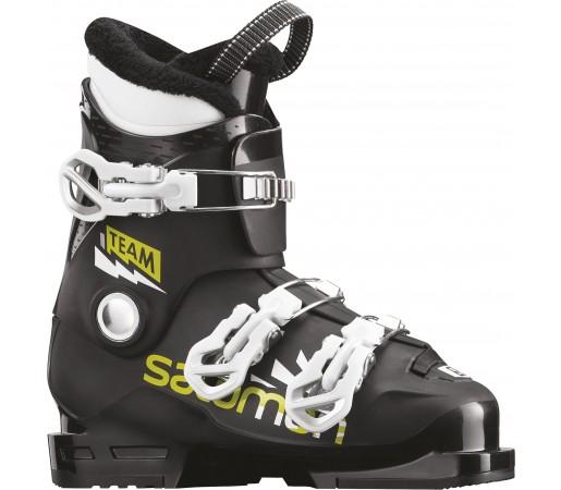 Clapari Ski Copii Salomon Team T3 Negru 2019