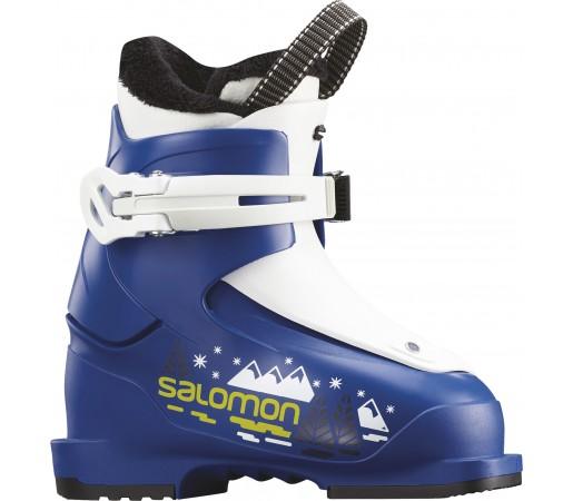 Clapari Ski Copii Salomon T1 F04 Albastru 2019