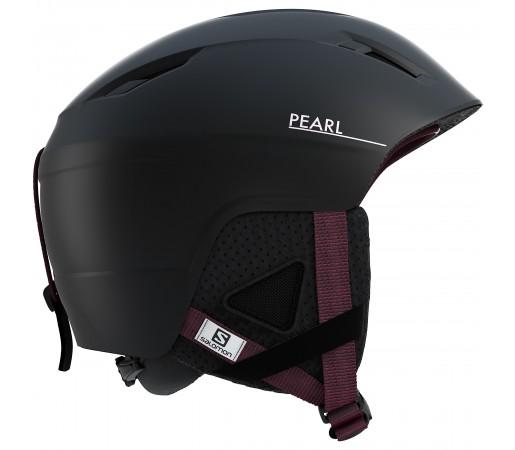 Casca Ski si Snowboard Femei Salomon Pearl2+ Negru