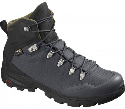 Ghete Barbati Hiking Salomon Outback 500 GTX Negru / Gri