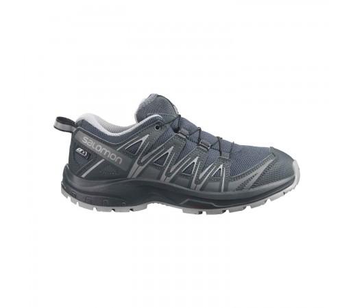 Salomon Pantofi Alergare Juniori XA PRO 3D CSWP NOCTURNE J Gri